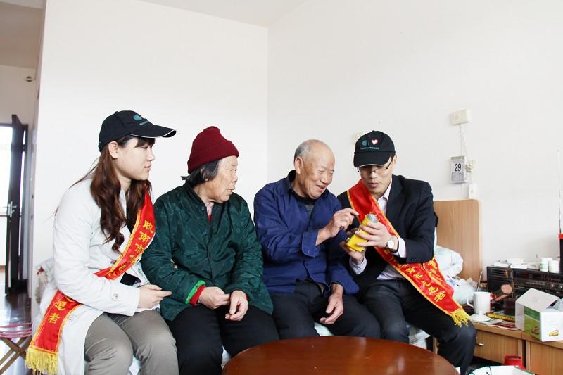 青年志愿者服务队爱心传承奉献无悔_青岛西海岸新闻网