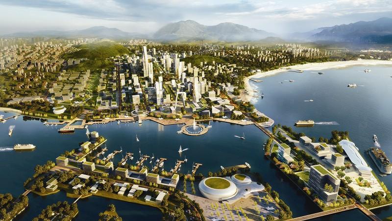 国际旅游度假区,面向全球公开招标旅游专项规划,涵碧楼,索菲亚等