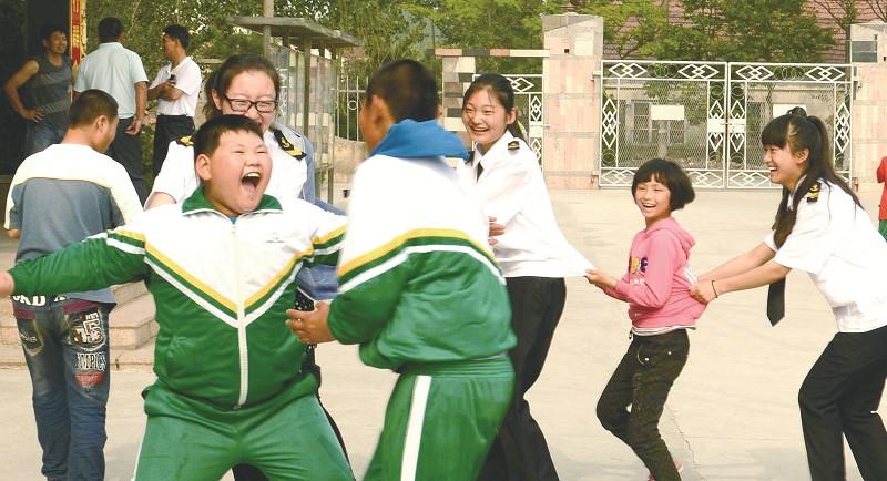 青岛港湾职业技术学院借力40多个学生社团打造校园文化品牌