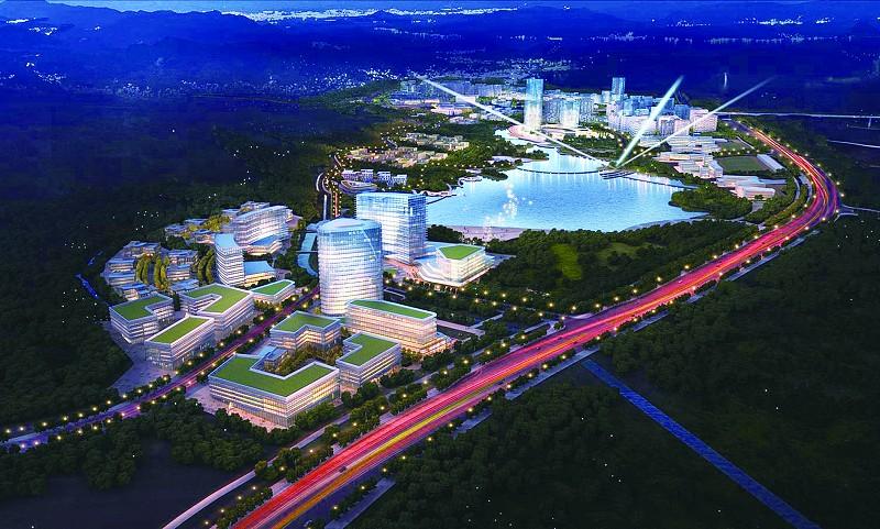 今年6月9日,青岛西海岸新区获批,青岛开发区成为新区下辖的九大功能区