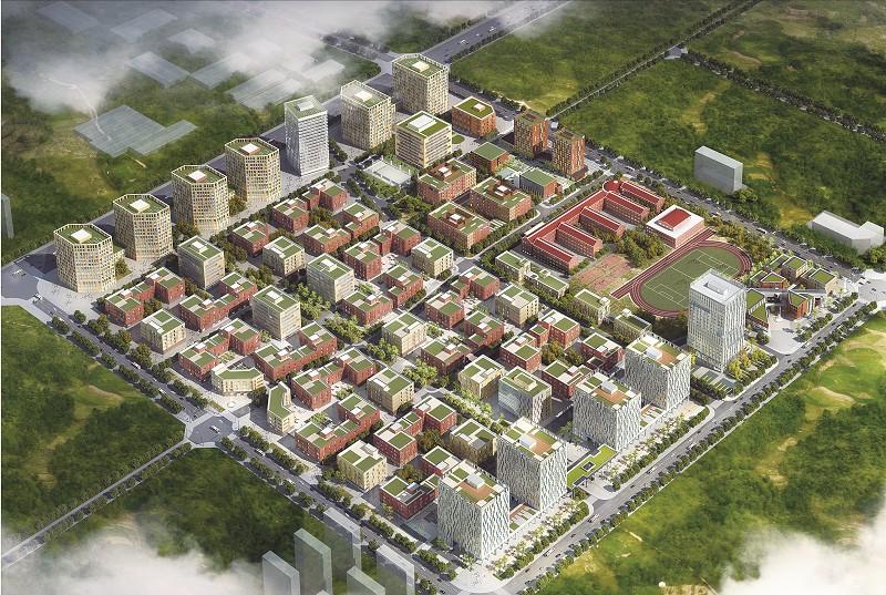 与青岛光谷产业园,海尔国际信息谷,中国石油大学(华东)开展合作,确保