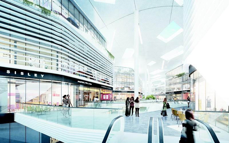 青岛北站,红岛站 (在建)构成青岛环胶州湾四大交通综合枢纽客站布局.